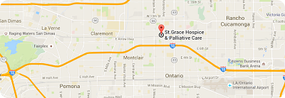 St. Grace Hospice Google Map and Directions